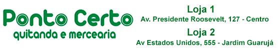PONTO CERTO QUITANDA - Centro 2 - PRINCIPAL
