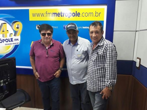 Entrevista com Gilberto e Gilmar