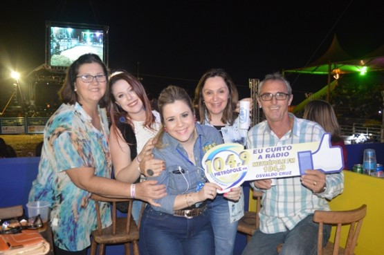 8° Festa do Peão de Osvaldo Cruz