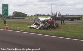 Tupãense morre ao capotar o carro na Rodovia Marechal Rondon