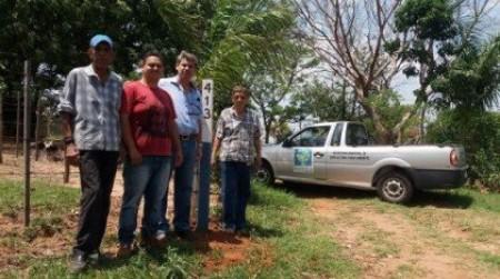 Prefeitura de Osvaldo Cruz conclui programa de identificação de propriedades rurais