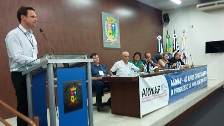 Prefeito de Tupi Paulista é eleito o novo presidente da AMNAP