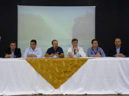 Reunião da Amnap debate problemas enfrentados por municípios