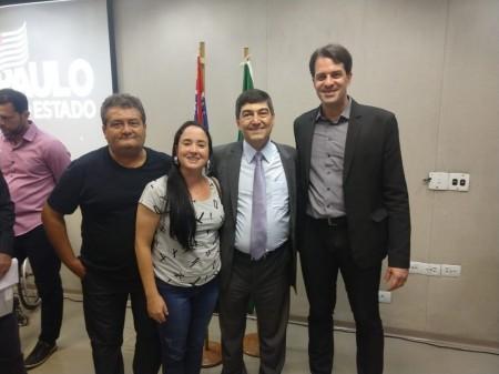 Osvaldo Cruz assina convênio do Projeto Viva Vôlei