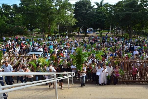 Domingo de Ramos: Confira a programação da Paróquia de São José