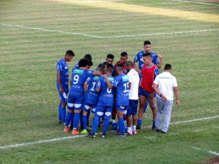 Azulão decepciona torcida contra o Tupã Futebol Clube