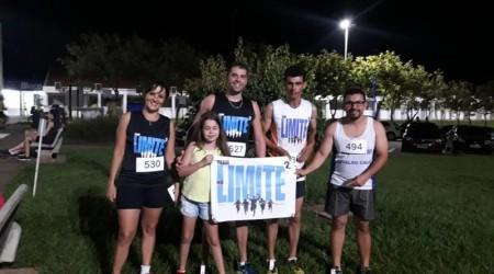 Team No Limite² de Osvaldo Cruz participa de Corrida Noturna em Adamantina