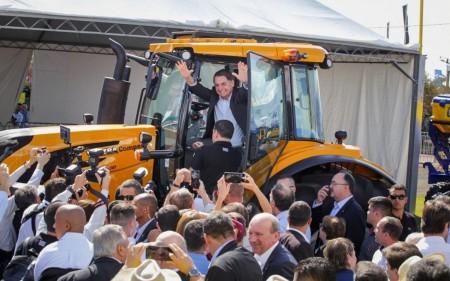 Bolsonaro pede que Banco do Brasil reduza juros do crédito rural