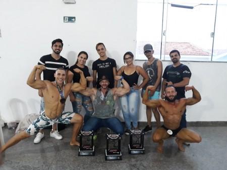 Osvaldocruzenses conquistam títulos em concurso de fisiculturismo de Tupã