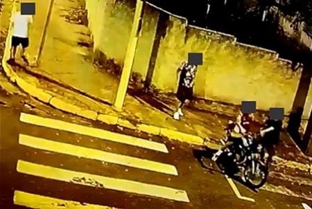 Bando tenta furtar moto e homem é preso em flagrante pela PM