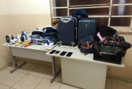 Polícia Militar frustra furtos a lojas prudentinas após abordagem a carro com placas de Brasília