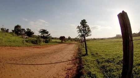 Estradas rurais de SP serão mapeadas