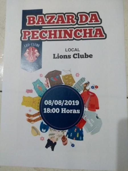 Léo Clube de Osvaldo Cruz realiza Bazar da Pechincha