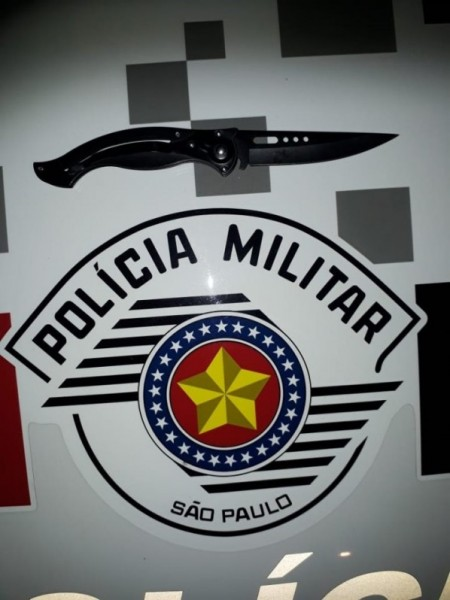 Homem é preso por estupro e mulher por tentativa de homicídio em Paulicéia