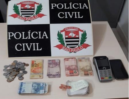 Polícia Civil apreende apostas, máquinas e dinheiro proveniente de Jogo do Bicho em Pacaembu
