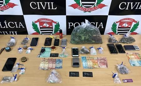 Polícia Civil conclui inquérito sobre tráfico de drogas e uma estudante de medicina volta à prisão