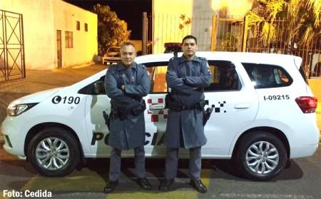 Condenado pela justiça é capturado pela Polícia Militar de Tupã
