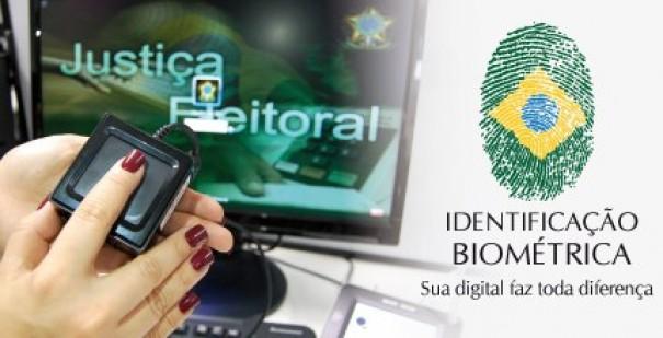 Cerca de 25% dos eleitores de Osvaldo Cruz ainda não realizaram cadastro da biometria