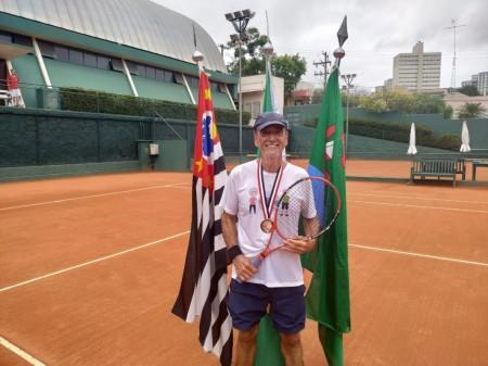 Atleta de Osvaldo Cruz conquista medalha na Final Estadual do Jori