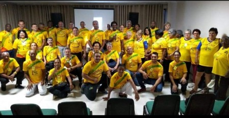 Osvaldo Cruz participa de curso de Capoterapia em São Carlos