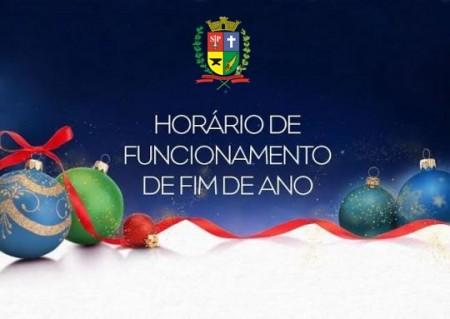 Saiba o que funciona e não funciona nos serviços públicos da Prefeitura no Natal e Ano Novo