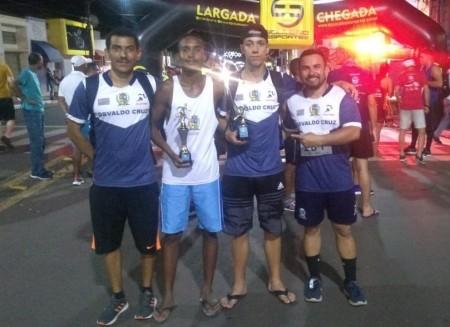 Atletismo de Osvaldo Cruz brilha na 58ª Corrida de São Silvestre de Parapuã