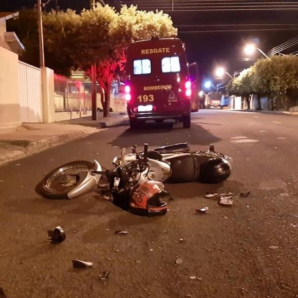 Vítima de atropelamento ocorrido na noite do último sábado em OC segue internada em estado grave