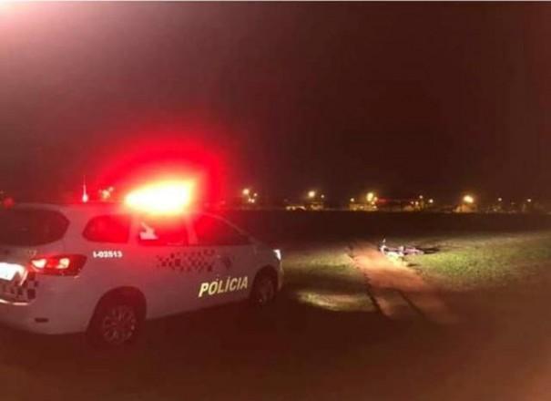 Mãe e filha em bicicleta são atropeladas por avião na pista de aeroporto de Guararapes