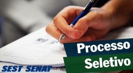 SEST/SENAT abre processo seletivo para contratação de porteiro para Osvaldo Cruz
