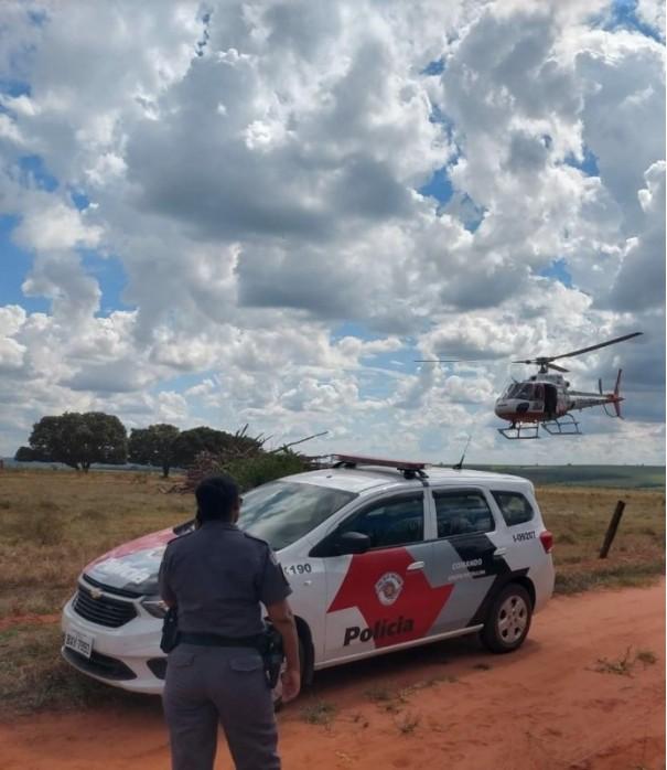 Polícia Militar de Osvaldo Cruz realiza operação 'Rodovia Mais Segura'