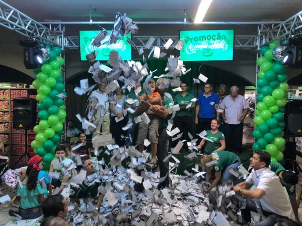 Cocipa realiza último sorteio da campanha 'Cliente Feliz 2018'