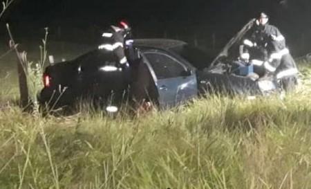 Homem fica ferido em acidente na vicinal Tupã - Arco-Íris