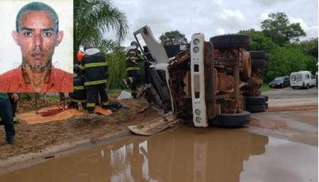 Caminhoneiro de 29 anos morre em acidente na vicinal Tupã - Quatá