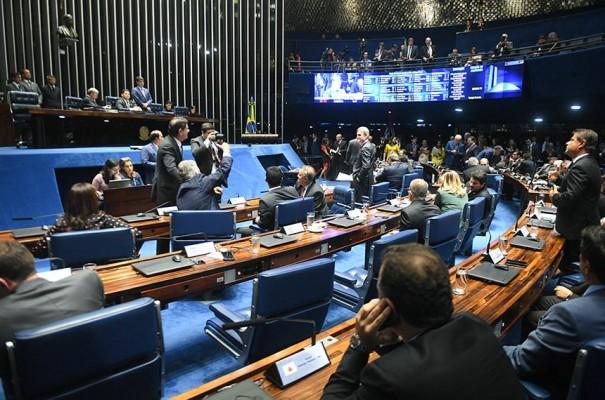 Senado conclui escolha da Mesa Diretora