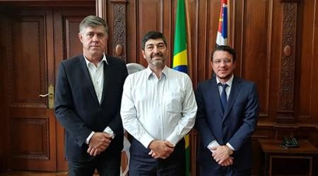 Prefeitura de Adamantina protocola pedido da mudança de data do JORI