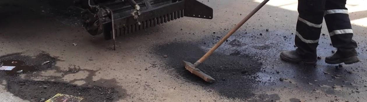 Projeto de Lei prevê multa para quem abrir buracos em ruas e não reparar asfalto em OC