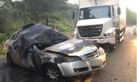 Moradoras de Rinópolis morrem em acidente em Caxias do Sul (RS)