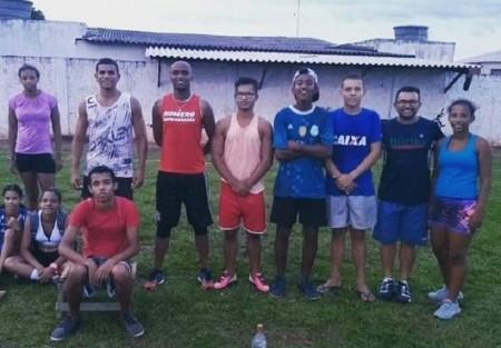 Atletismo de Salmourão começa preparação para a temporada 2019