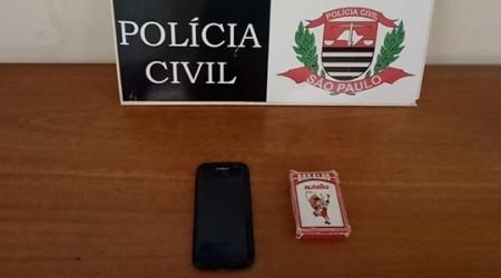 Polícia Civil prende em flagrante autor de furtos em Adamantina