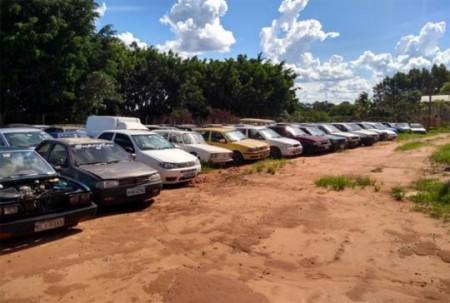 Mais de 380 veículos vão a leilão este mês em Tupã