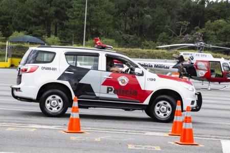 Polícia Militar do Estado de São Paulo realiza Operação Rodovia Mais Segura