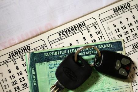 Licenciamento 2019 pode ser antecipado para todos os veículos
