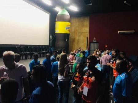 Azulão recepciona adversários em lançamento de chave da Copinha