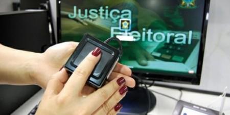 Justiça Eleitoral começa cadastramento biométrico obrigatório em OC