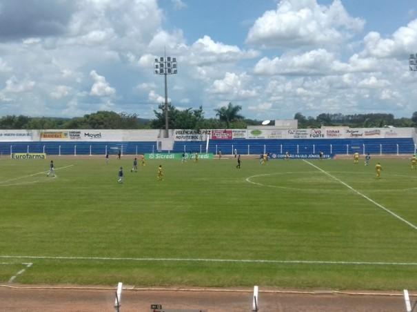 Azulão estreia com empate na Copa São Paulo Júnior diante do Mirassol