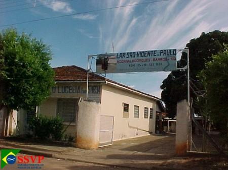 Lar São Vicente de Paulo de Lucélia fez um comunicado de furto