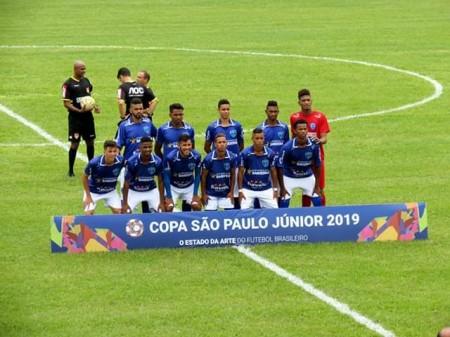 Azulão e Atlético (GO) se enfrentam em jogo dos desesperados na Copinha