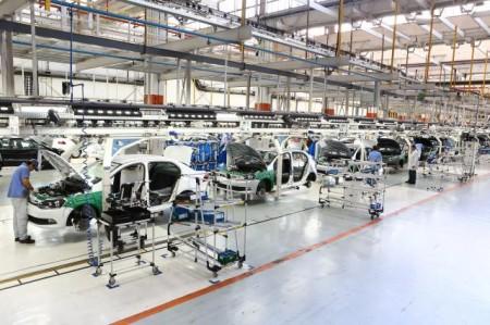 Produção de veículos aumenta 6,7% em 2018, revela Anfavea