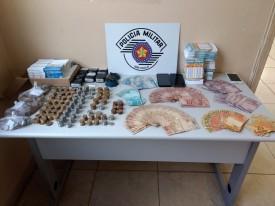 Quatro colombianos são detidos por suspeita de agiotagem, em Presidente Prudente