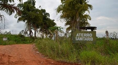 Aterro sanitário de Adamantina é fechado e lixo urbano é levado para Quatá